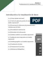 tema1. Introducción a la visualización de datos