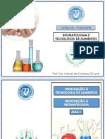 AULA 1 - INTRODUÇÃO À TECNOLOGIA DE ALIMENTOS E BROMATOLOGIA - NUTRIÇÃO (1).pdf