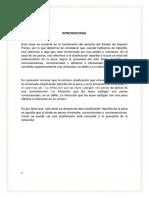Tarea 2 de Penologia y Derecho Penitenciario.