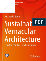 Sustainable Vernacular Architecture - How the Past Can Enrich the Future
