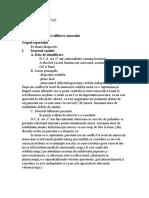 Raport Psihologic - Studiu de Caz 1 N.C.A