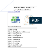 ExcelForTheRealWorld_II_Workbook_Skillshare