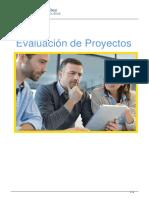 Curso evaluacion proyectos