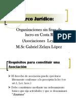 Requisitos para constituir una Asociaci+¦n