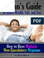 How to Have Multiple Non-Ejaculatory Orgasms
