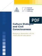 Cultural Dialogue, English Version