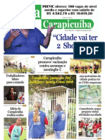 Jornal Guia Carapicuíba - Ed. 33 - 1ª Quinzena de Novembro de 2010