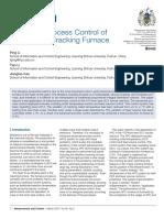 Advance Process Control of an Ethylene Cracking Furnace