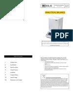 USS-DBS-Models. Operating manuals (0,1 mg)