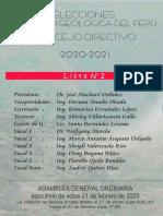 SGP Propuestas Lista 2 -Jose Macharé