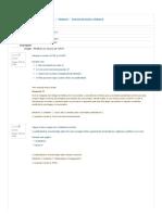 Exercícios de Fixação - Módulo III