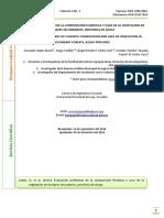 Jadán et al 2016. Evaluacion composición florística Azuay