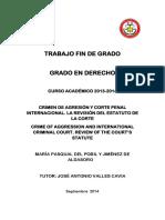 TRABAJO CRIMEN DE AGRESION_CPI KAMPALA 2014
