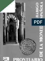 Prontuario de La Moneda Arabigo Espanola