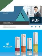 OKlifecare business plan