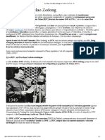La Chine sous Mao Zedong, de 1949 à 1976 (1_2)