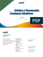 Estados-Unidos-y-Venezuela-Contexto-histórico