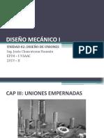 004 DISEÑO DE UNIONES