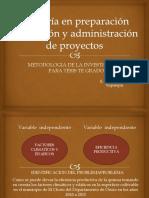 Maestría en preparación evaluación y administración de proyectos.pptx quinua