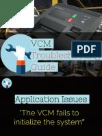 2. VCM_TROUBLESHOOTING_TOT2019