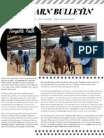 The Barn Bulletin December 2019