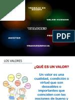 Expo Valores