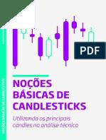 Noções Básicas de Candlestick - Raio X