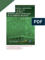 LOS CONOCIMIENTOS COMUNITARIOS DEL PUEBLO AYUUK