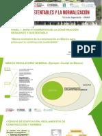 Edificaciones y normalización sustentables en México