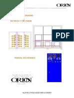 manual de usuario consola de perdidas