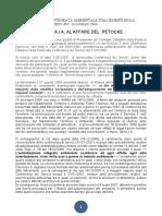 l'Autorizzazione Integrata Ambientale Italcementi Isola Delle Femmine Decreto 693 18 Luglio 2008 Autorizzazione Aia l'Uso Combustibile Petcoke