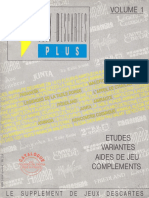 Appel Cthulu Compil Le Supplement Descartes