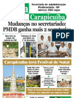 Jornal Guia Carapicuíba - Ed. 34 - 2ª Quinzena de Novembro de 2010