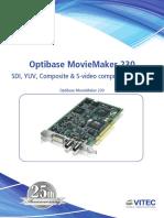 optibase moviemaker 230_datasheet.pdf