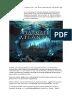 Atlantis, alien, manipulación genética