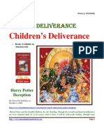 Harry Potter and the Deathly Hallows Pt 1 ~ Children Deliverance