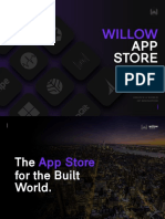 App Store Document Layout