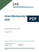 Union Membership Byte 2020