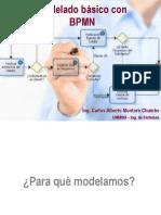 Modelado BPMN basico