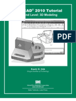 Tutorial AutoCAD 2010_3D Modeling