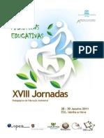 XVIII JORNADAS PEDAGÓGICASProgramaProv1
