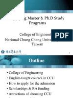 2019_CCU Scholarship & admission-15 maret 2019