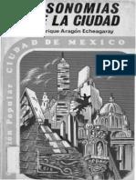 Fisonomias de la ciudad - Enrique Aragón Echegaray