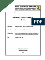 KAK-Supervisi Jmbtn Sp4. Dimito Kali Dingin