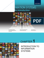 Ch 01 Introduction to Information Systems