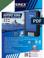 Axpert King