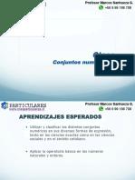 1_Conjuntos Numericos I MasParticulares