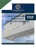 09 Boletín Mensual de Estadísticas Septiembre 2019.pdf