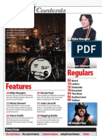 Drummer Magazine  Issue 86