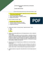 PSICOLOGIA EDUCATIVA  EVALUACION 1